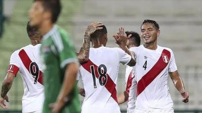 Un día como hoy, Perú venció a Irak con goles de Callens y Zambrano