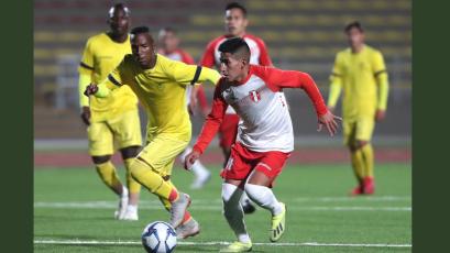Selección Peruana Sub 23 superó a Ecuador y quedó listo para el debut