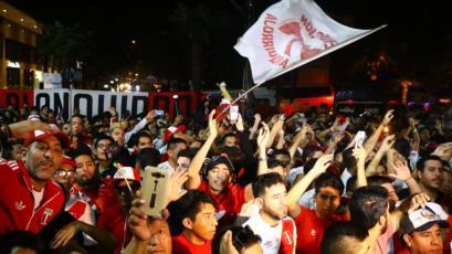 Selección Peruana: hinchas realizaron banderazo antes del debut en Copa América Brasil 2019