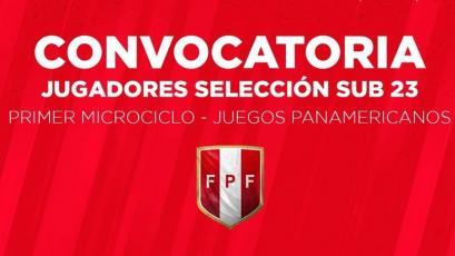 Selección Peruana: Lista de convocados para los Juegos Panamericanos 2019