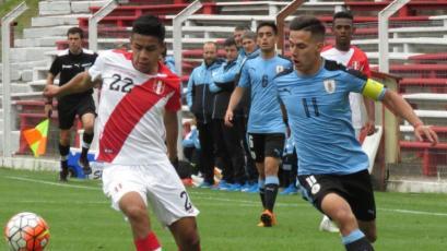 Selección Peruana: La Sub-20 cerró su gira internacional en Uruguay