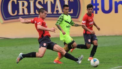 Selección Peruana Sub-23 disputaría 2 amistosos más antes del Preolímpico de Colombia