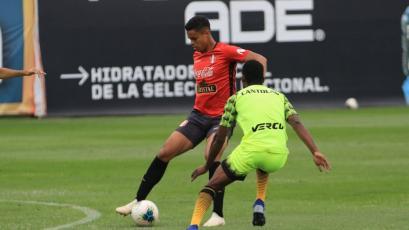 Selección Peruana Sub 23 perdió 1-0 con Cantolao en amistoso en la Videna (VIDEO)
