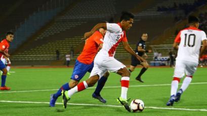 Sudamericano Sub 17 Perú 2019: Selección Peruana empató 0-0 con Chile en su debut