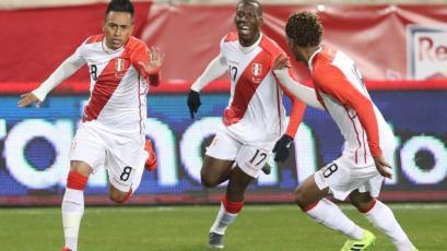 Selección Peruana venció 1-0 a Paraguay en amistoso internacional FIFA en Nueva Jersey