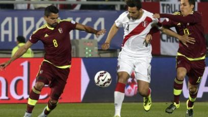Selección Peruana vs Venezuela: así quedó el partido la última vez que jugaron por Copa América