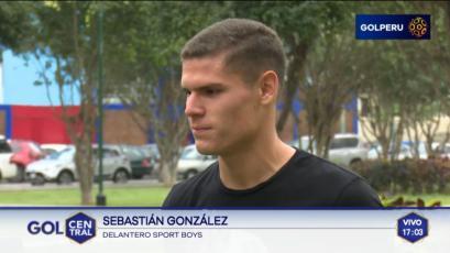 Sebastián González: