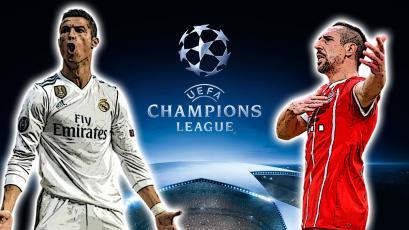 Champions League: Real Madrid y Bayern Munich definen hoy al primer finalista