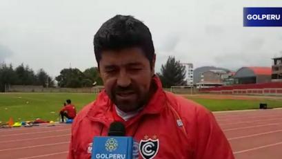 """Sergio Ibarra: """"Nosotros vinimos a ganar el campeonato"""""""