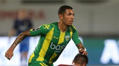 Sergio Peña y el Tondela se salvaron del descenso en Portugal