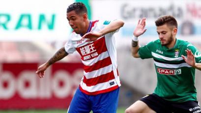 Sergio Peña y Granada suman su tercer triunfo consecutivo