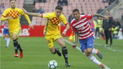 Granada vuelve a tropezar en Segunda División