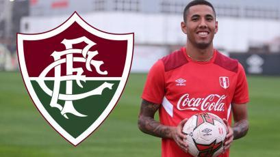 Sergio Peña es seguido por el Fluminense de Brasil (VIDEO)