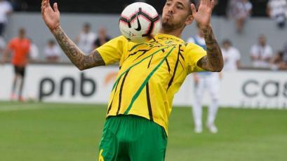 Sergio Peña es considerado una de las promesas de la temporada en Portugal