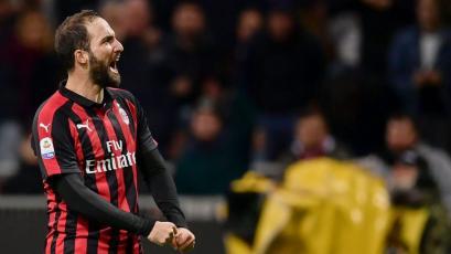 Serie A: Milan volvió al triunfo venciendo a la Sampdoria