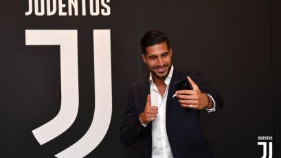 Emre Can es el primer refuerzo de la Juventus