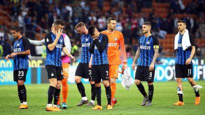 Serie A: Inter de Milán se aleja de la Champions League