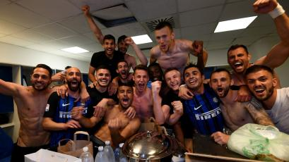 Serie A: Inter de Milán vuelve a la Champions League