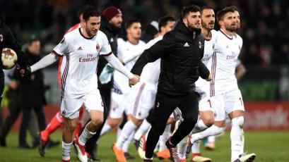 Serie A: Milan vence a la Roma y sigue imparable en el Calcio