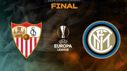 Europa League: Sevilla e Inter de Milán se enfrentan en Colonia por la gran final