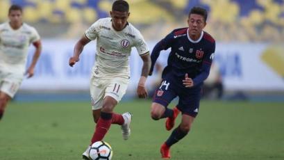 Roberto Siucho deja Universitario y jugará en el fútbol chino