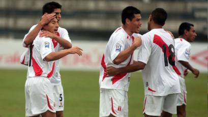 Un día como hoy, Roberto Palacios y 'Ñol' Solano se retiraron de la Selección Peruana