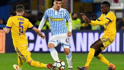 Spal frena a la Juventus (0-0)