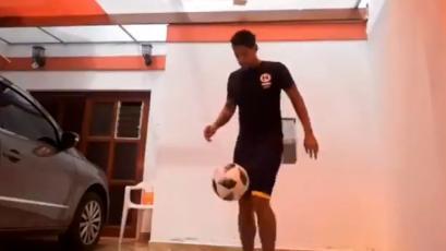 Sports Boys: los trabajos del primer equipo apoyados en la tecnología (VIDEO)
