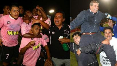 Sport Boys: se cumplen diez años del agónico título en Segunda División con Titín Drago (VIDEO)