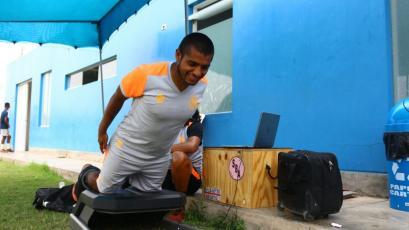 Sport Boys: Mario Viera trabaja pensando en suplir a Ciucci y Tejada