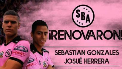 Sport Boys: Sebastián Gonzáles y Josué Herrera renovaron para el 2019