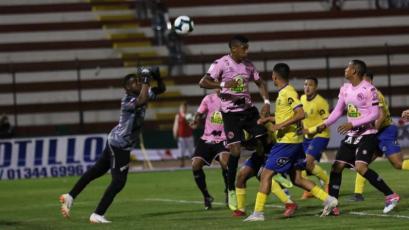 Sport Boys empató 0-0 con Comerciantes Unidos en el Callao en su debut en la Copa Bicentenario