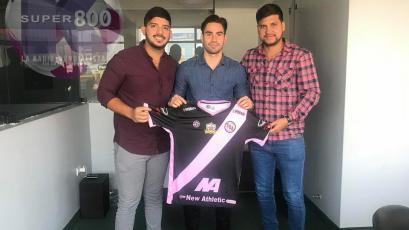 Sport Boys: Juan Fernando Falconi, delantero ecuatoriano es el segundo refuerzo