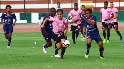 Sport Boys y César Vallejo igualan en la 'Tarde Rosada'