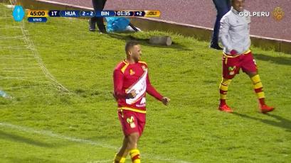 Sport Huancayo no pasó del empate frente a Binacional