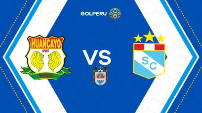 Sport Huancayo recibe a Sporting Cristal pensando en la Copa Sudamericana