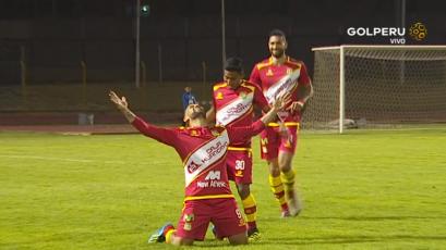 Sport Huancayo vence con lo justo a San Martín (2-1)