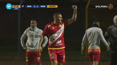 Sport Huancayo venció a Deportivo Municipal y recuperó la punta del Grupo B