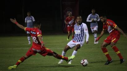 Liga1 Movistar: Alianza Lima goleó de visita 3-0 a Sport Huancayo por la fecha 16