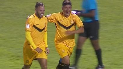 Cantolao golea en Huancayo y gana su primer partido