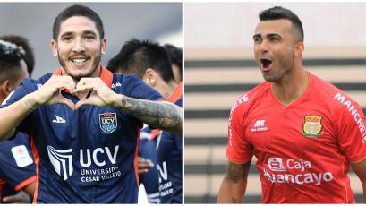 Sport Huancayo y César Vallejo: conoce las probables alineaciones para el duelo en la Videna FPF