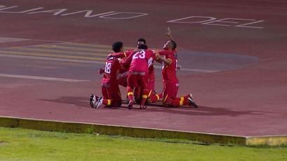 Sport Huancayo venció 2-0 a Deportivo Municipal por el grupo F de la Copa Bicentenario