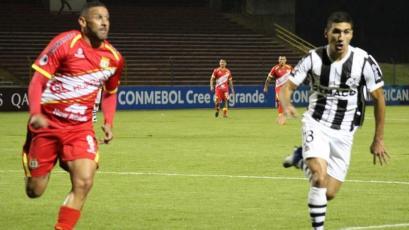 Copa Sudamericana: Sport Huancayo empató 1-1 con Montevideo Wanderers y fue eliminado (VIDEO)