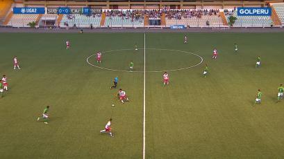 Liga2: Sport Loreto goleó 5-1 a Los Caimanes en duelo por salir del fondo de la tabla (VIDEO)