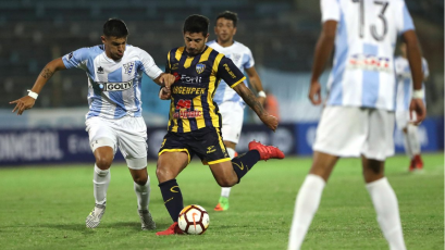 Sport Rosario perdió y fue eliminado de la Copa Sudamericana