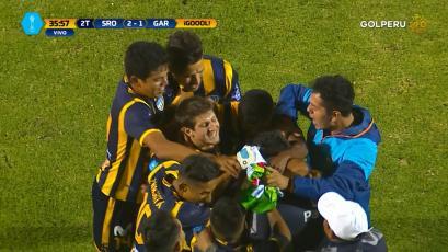 Sport Rosario venció a Real Garcilaso y lo superó en el Torneo Apertura