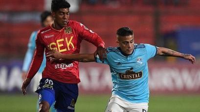 Copa Sudamericana: Sporting Cristal recibe a Unión Española en el estadio Alejandro Villanueva