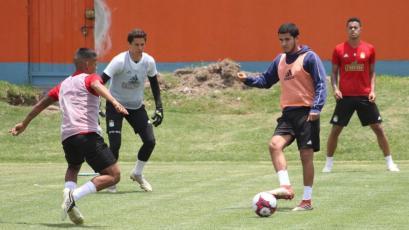 Sporting Cristal: Brian Bernaola y Rolando Arrasco regresaron al club