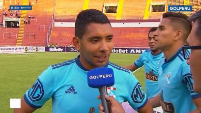Cristian Palacios: