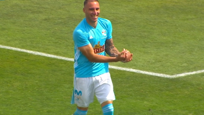 Sporting Cristal goleó a Deportivo Binacional en el inicio de la fecha 14 del Torneo Clausura